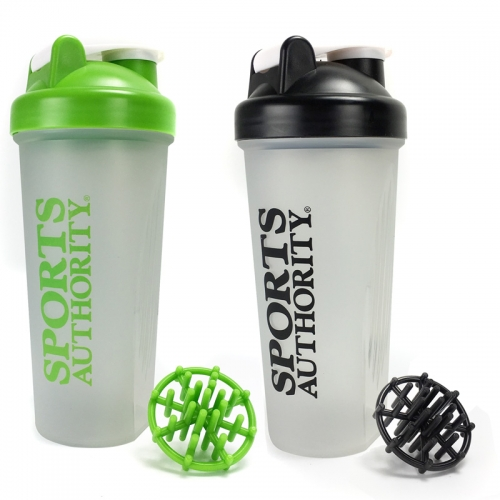 3-Pack Sports Authority 20-oz Shaker Bottles
